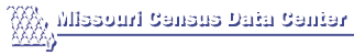 Missouri Census Data Center