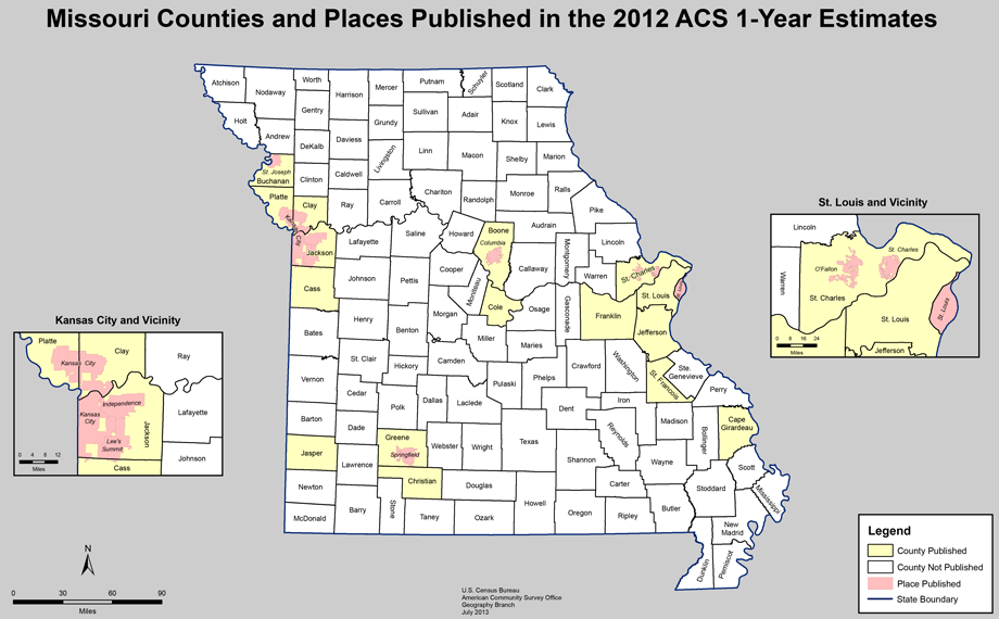 Census Bureau Releases New County Estimates with Components of Change